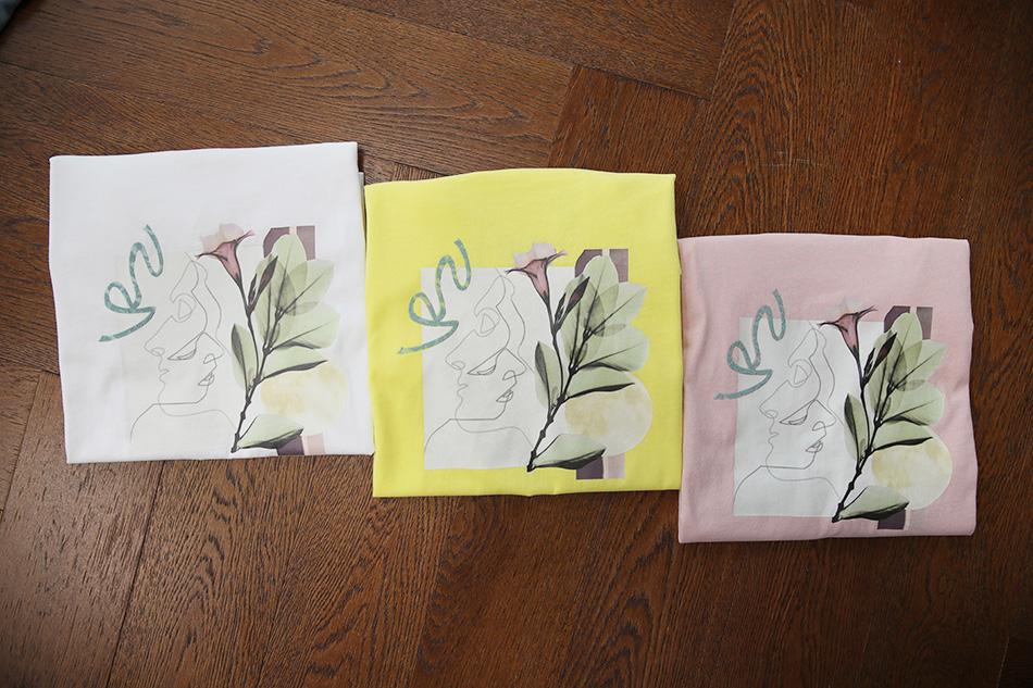 화이트 / 옐로우 / 핑크