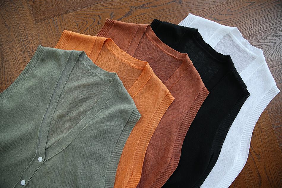 카키/ 오렌지/ 브라운/ 블랙/ 아이보리