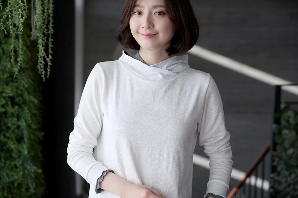 동안룩을 완성시켜줄 후드티셔츠 ^ ^