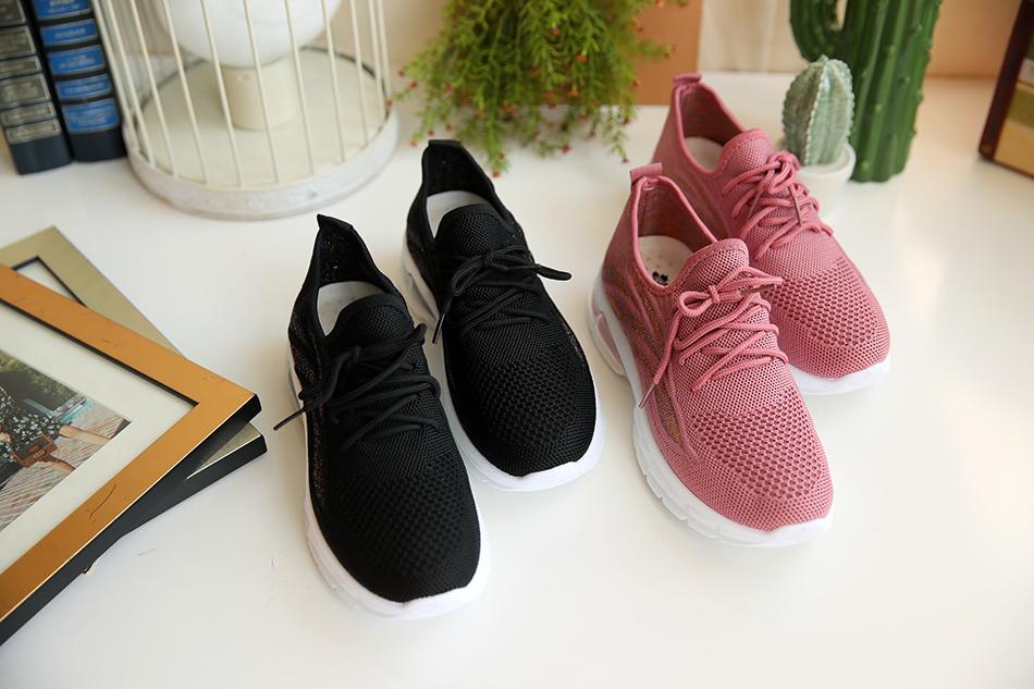 블랙 / 핑크