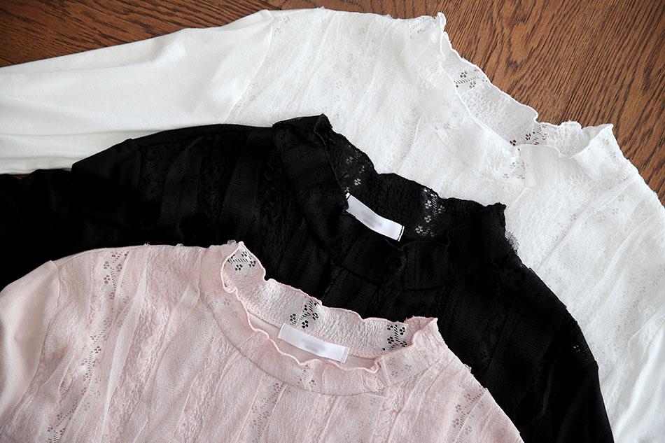 핑크 / 블랙 / 아이보리