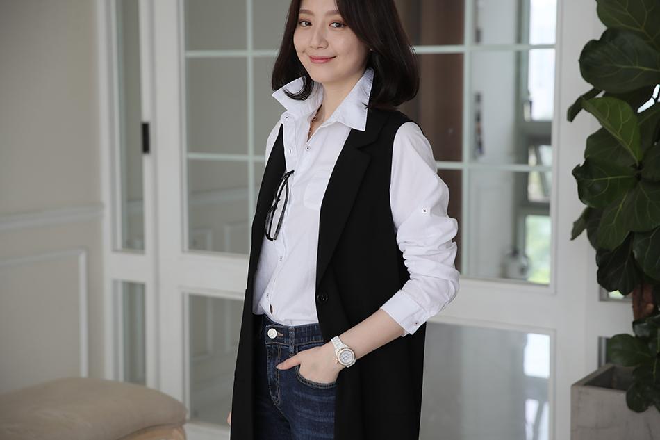 베이직한 카라디자인으로 세련미 물~씬!(대박)