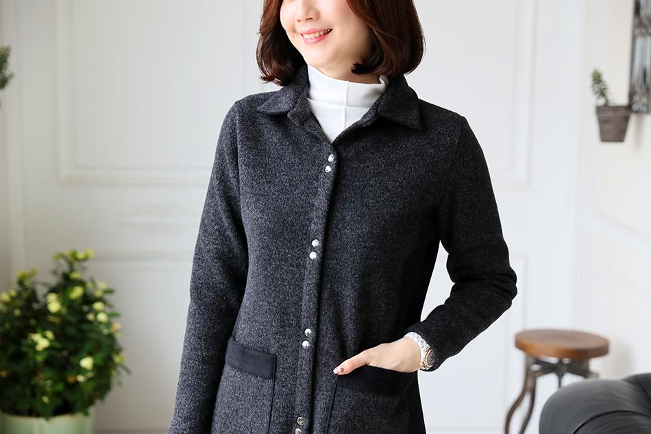 가볍게 입기 좋은 코트 : )