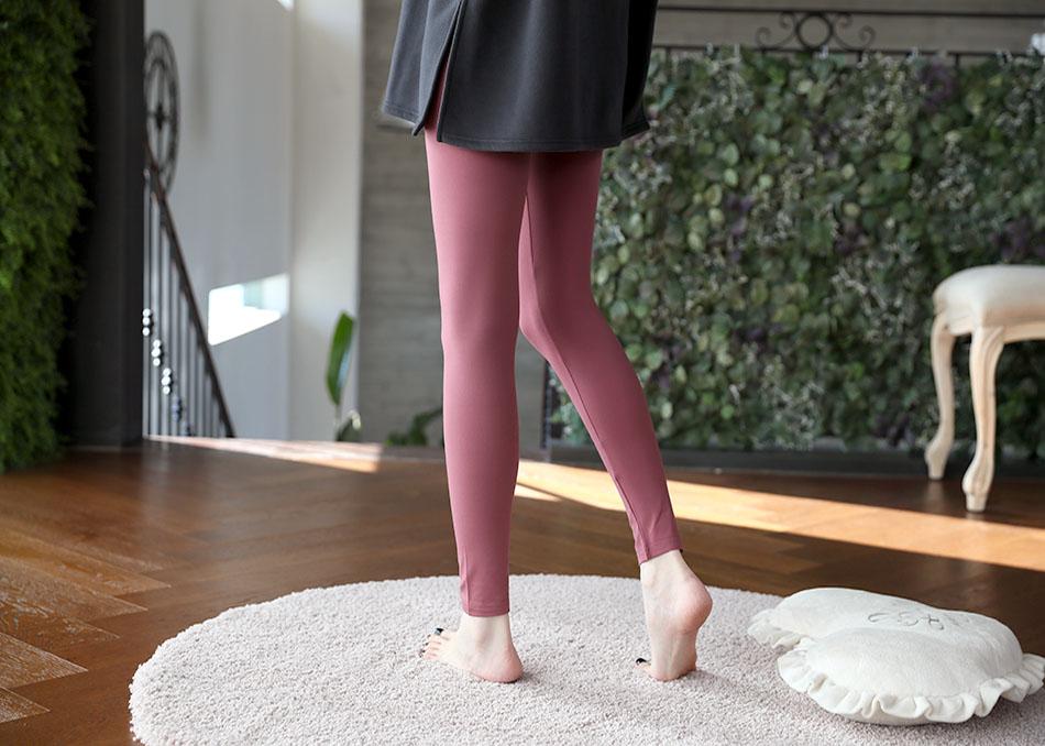 원피스, 롱티셔츠와 함께! 날씬한 다리를 만들어줘요