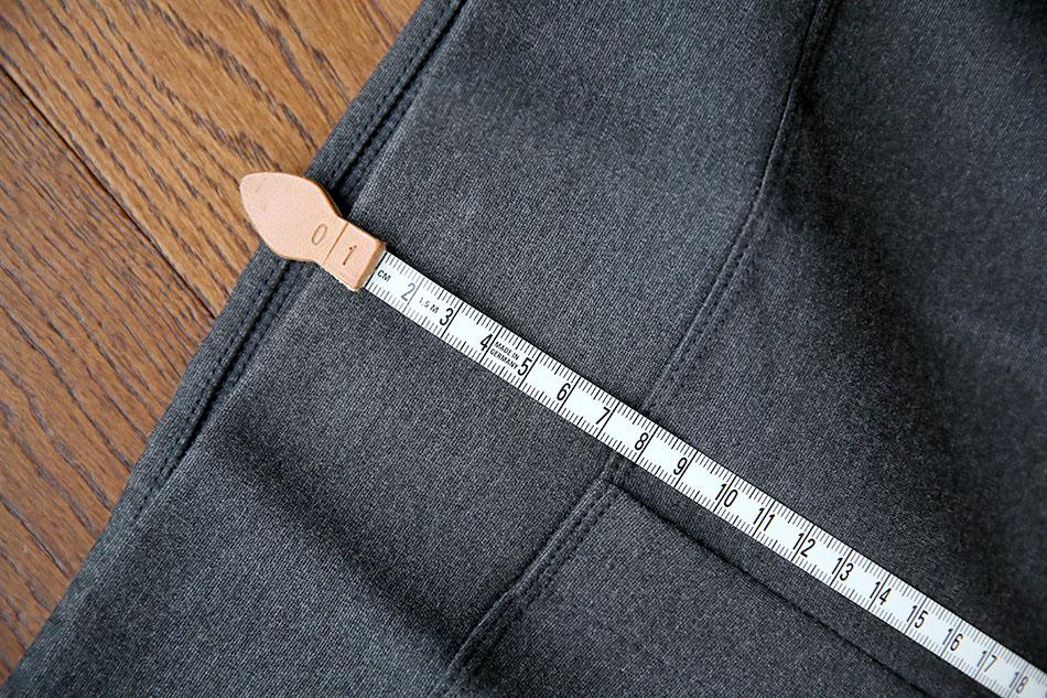 7cm의 넓은 허리밴딩