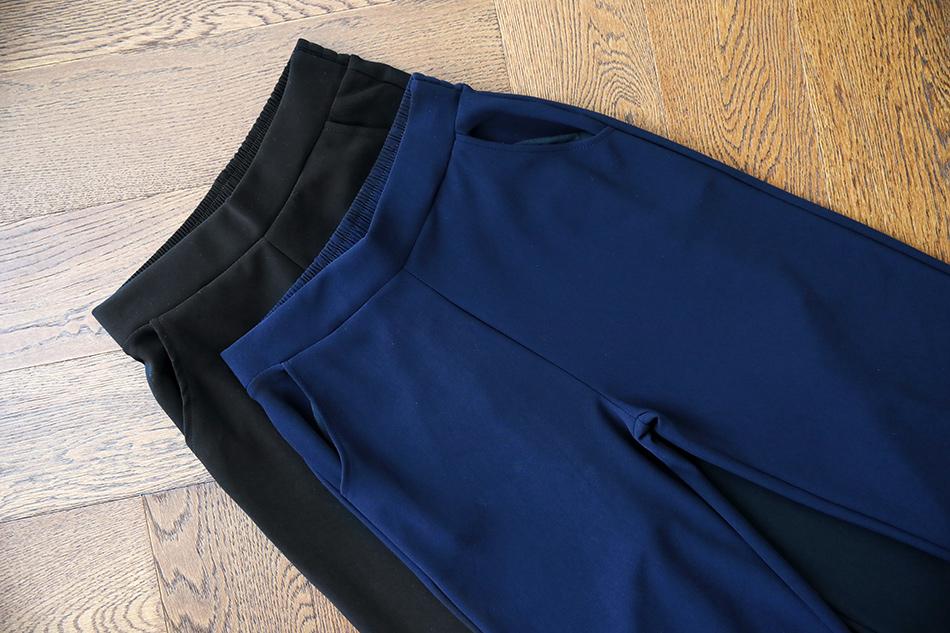 초여름까지 입기 좋은 얇은 밴딩팬츠!