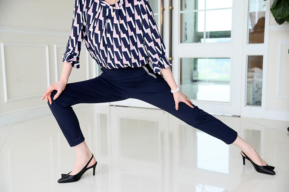 움직임이 편안해 하루종일 착용감 최고!!