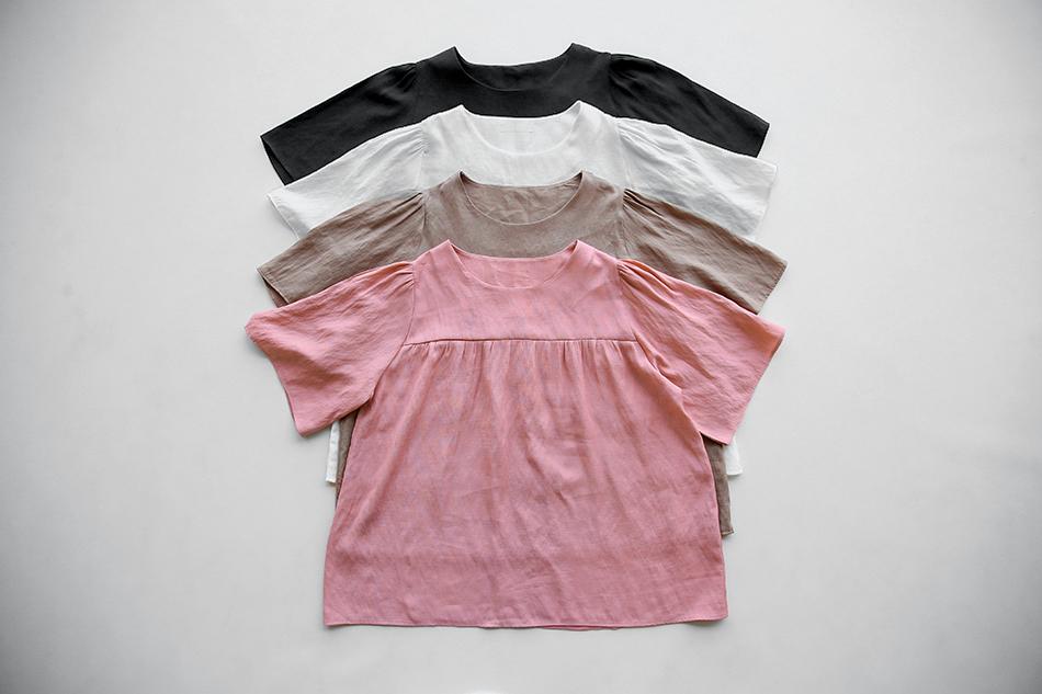 핑크 / 브라운 / 아이보리 / 블랙