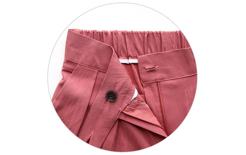 허리안쪽 이중단추 여밈으로 깔끔하게!(대박)