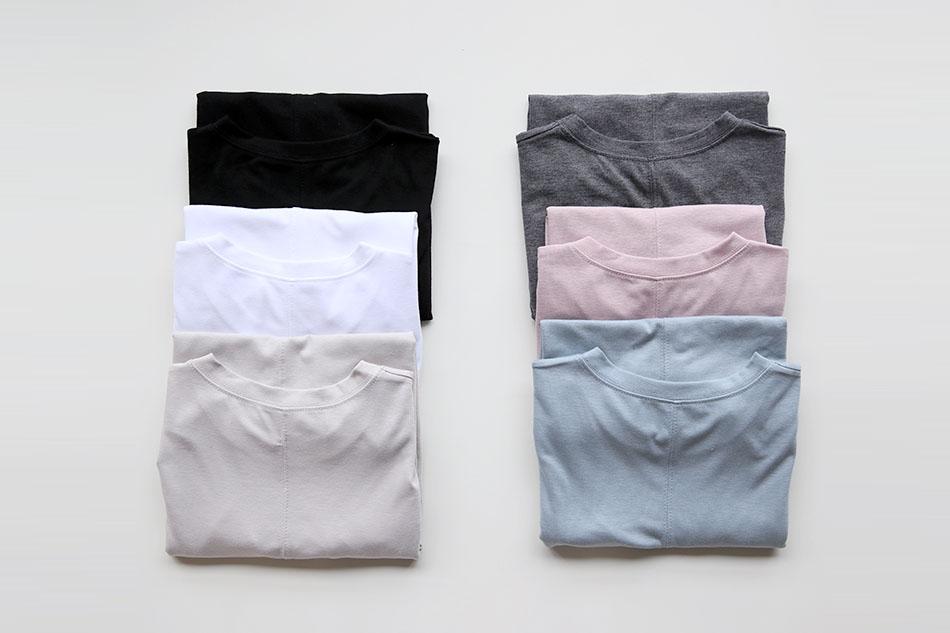 블랙/화이트/베이지/챠콜/핑크/소라