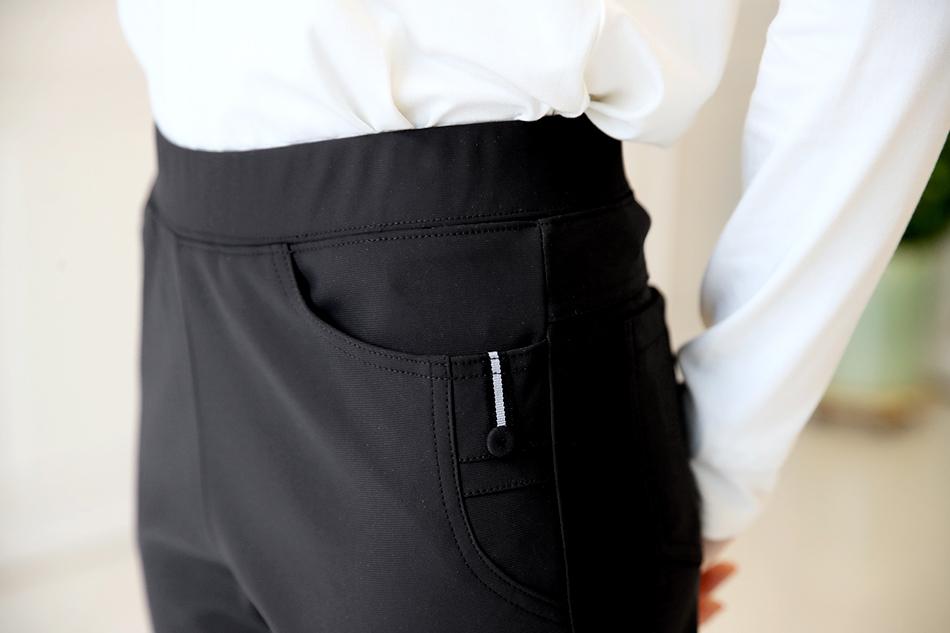 짧은 상위와 입어도 좋을 포켓 포인트!